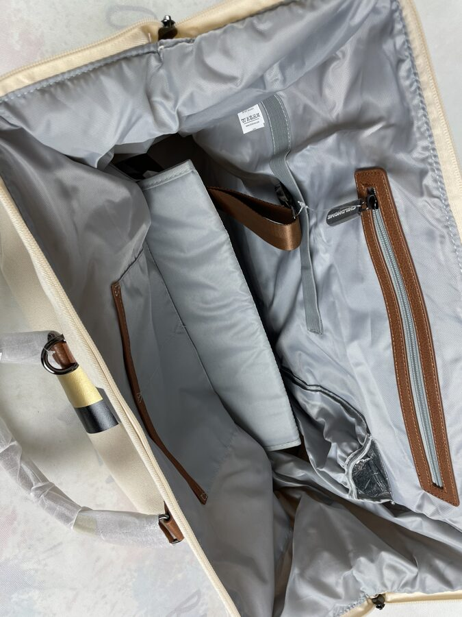 Childhome Mommy Bag māmiņu ratu soma