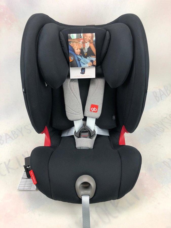 GB (GoodBaby) Everna-Fix autokrēsliņš 9-36 kg