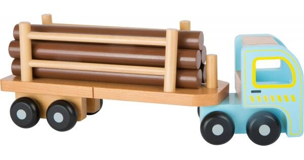 10500 Small Foot koka kravas auto baļķvedējs