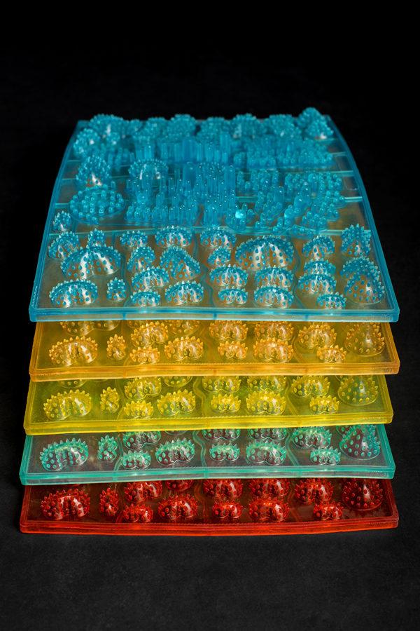 Igora PVC masāžas paklājs