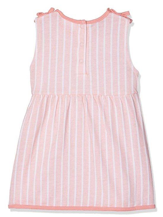 Twins Baby rozā vasaras kleita 170107