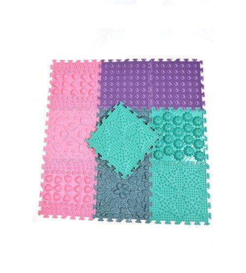 IGORA Magic Puzzle masāžas paklājiņš