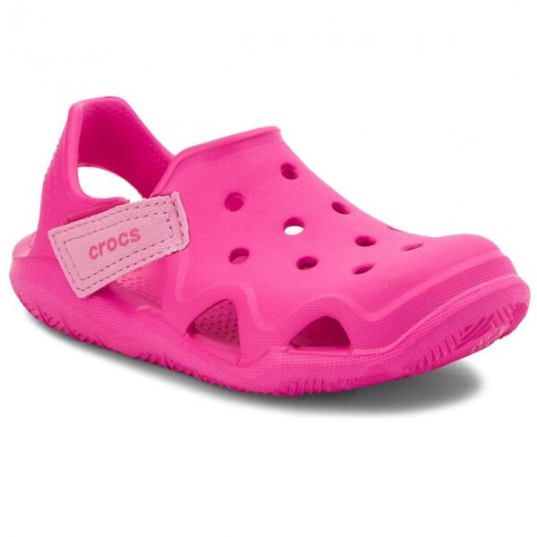 Crocs 26. izm. Swiftwater Wave K 204021 meiteņu sandales