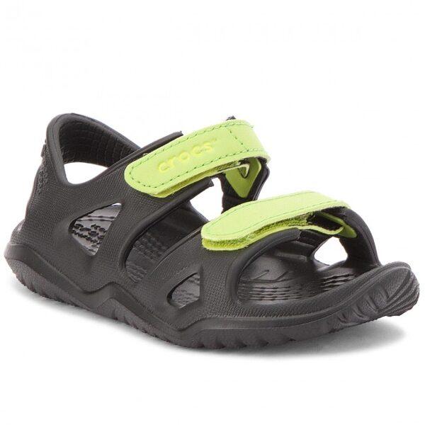 Crocs 26. izm. Swiftwater River K 204988 bērnu sandales