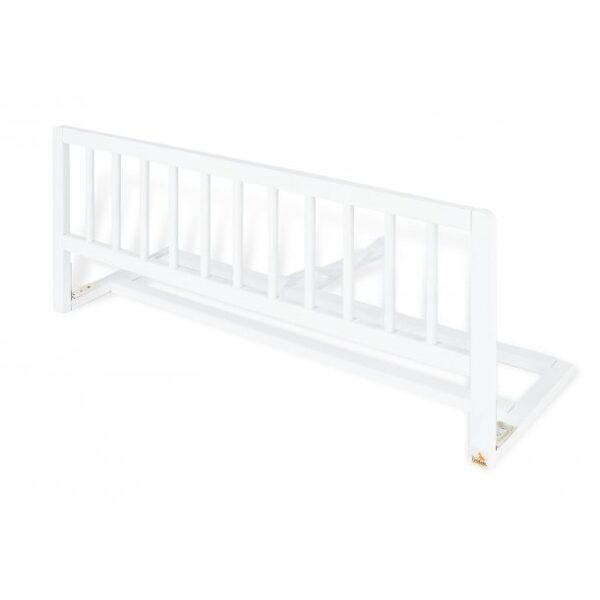 Pinolino gultas barjera 90cm, balta
