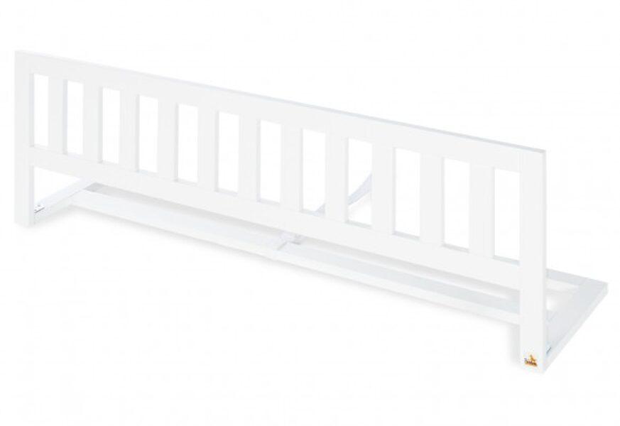 Pinolino gultas barjera 120cm, balta