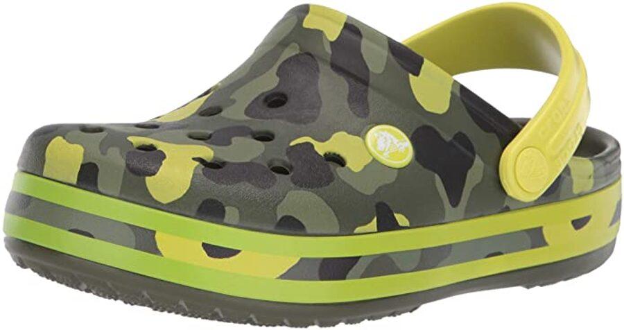 Crocs 27. izm. Army green sandales