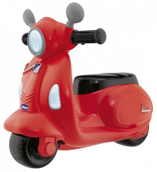 Chicco Vespa Primavera mazuļu motorolleris
