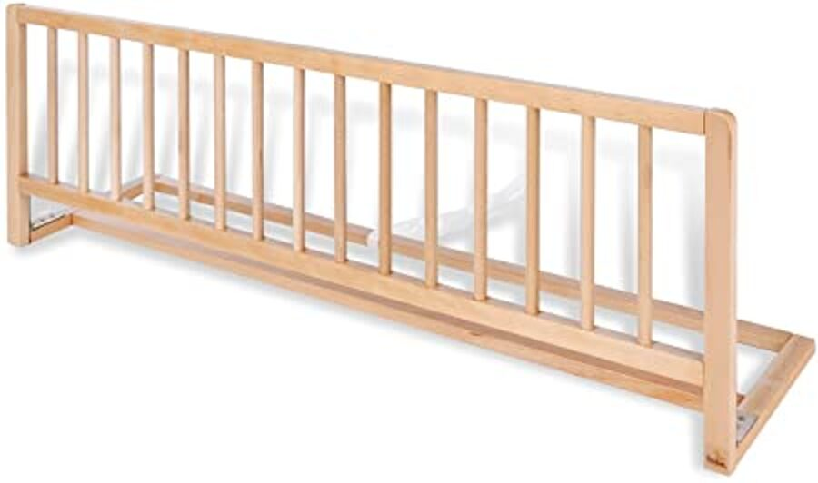 Pinolino gultas barjera, 120cm, koka