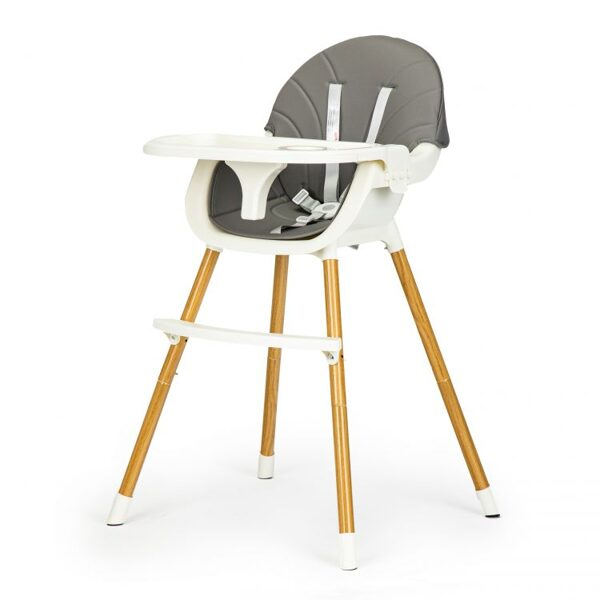 EcoToys bērnu barošanas krēsls 2in1