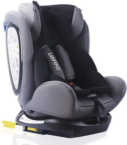 Lettas Riola 0-36 kg autokrēsls