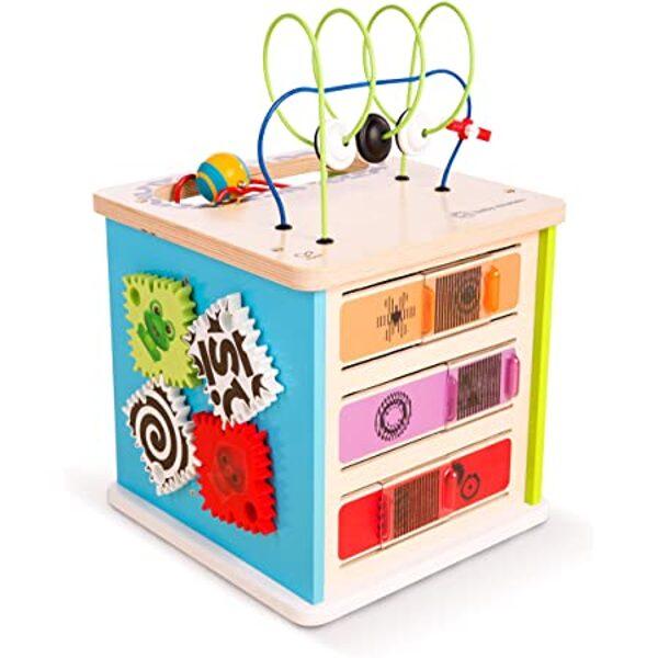 Hape Baby Einstein innovation station attīstošais kubs