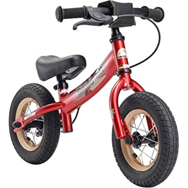 Bikestar līdzsvara ritenis 10`, sarkans