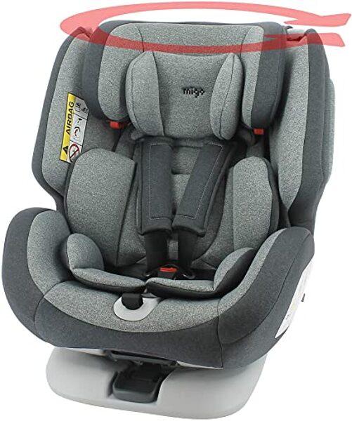 Migo One 360 Grey autokrēsls 0-36 kg