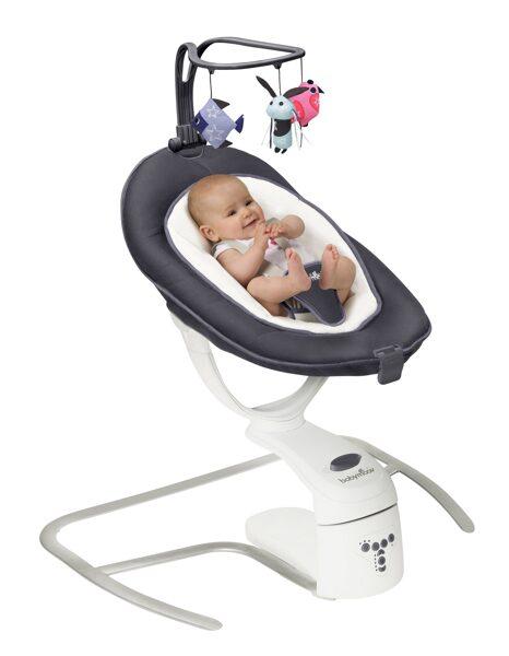 Babymoov Swoon Motion elektriskās šūpoles
