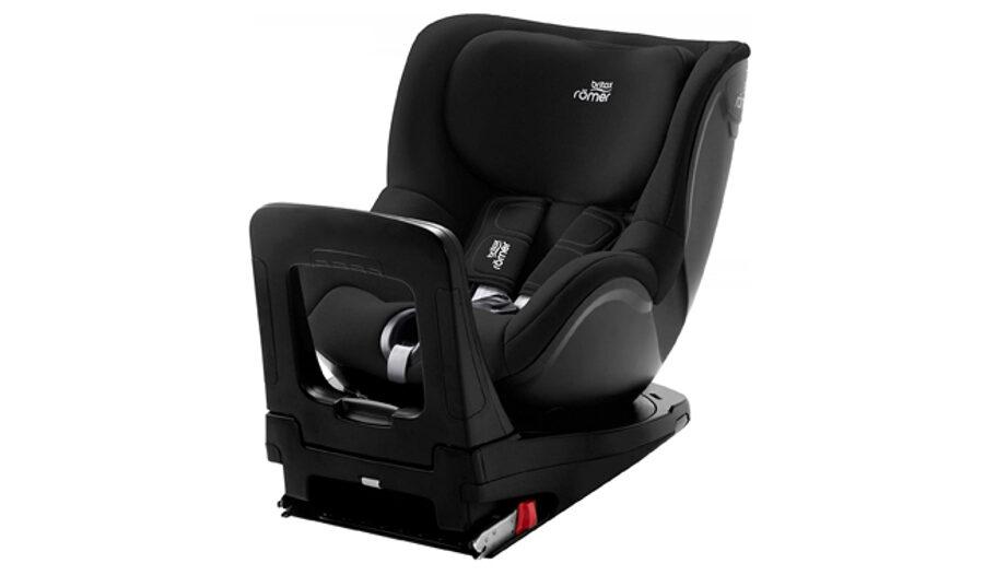 Britax Romer Dualfix z-Line Premium Line, Cosmos Black