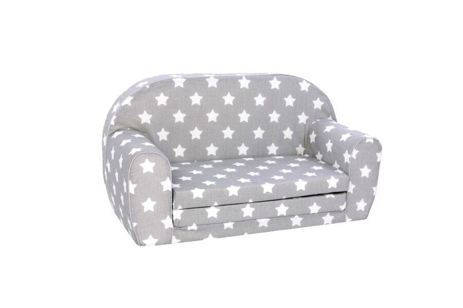 Delta Trade bērnu mīkstais izvelkamais dīvāns DT2 18020