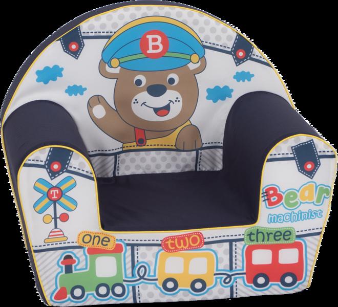 Delta Trade bērnu mīkstais krēsliņš DT8 2087