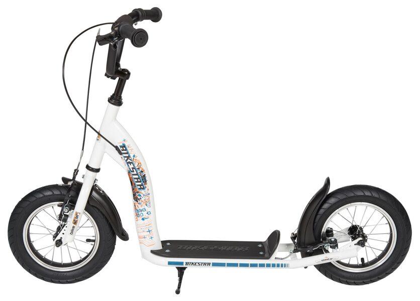 Bikestar skrejritenis 12'', balts