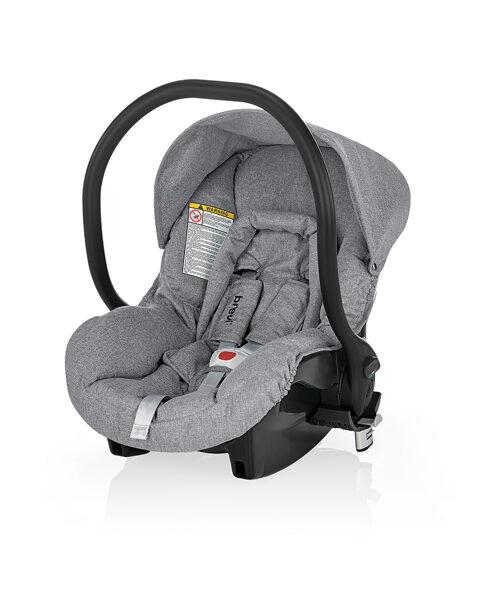 Brevi Smart Silverline 545 autokrēsliņš 0-13 kg
