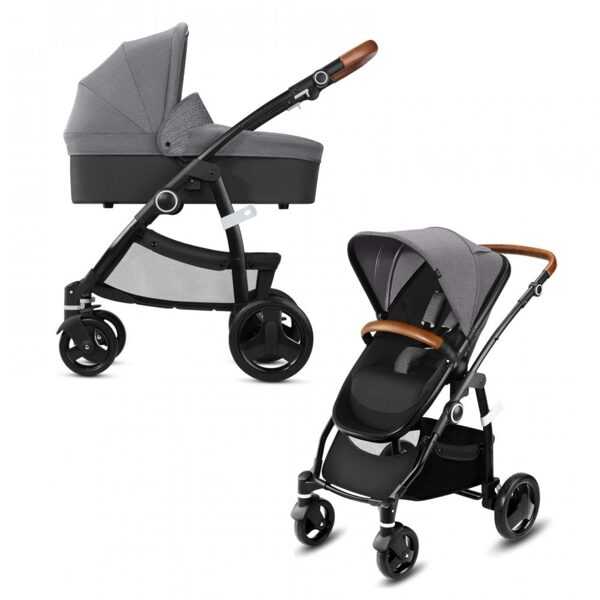 CBX Leotie Lux Comfy Grey 2in1