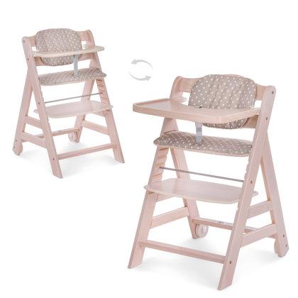 Hauck Beta+ koka barošanas krēsliņš