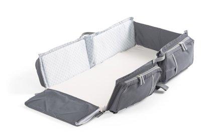 Doomoo Basic ceļojumu gulta
