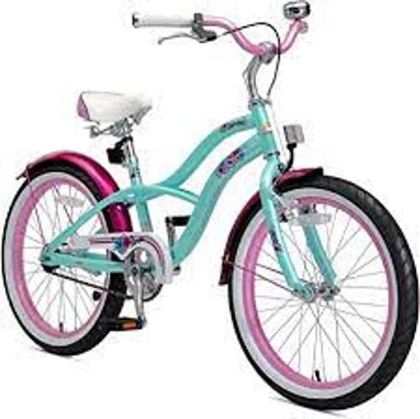 Bikestar bērnu velosipēds, 16`, mint