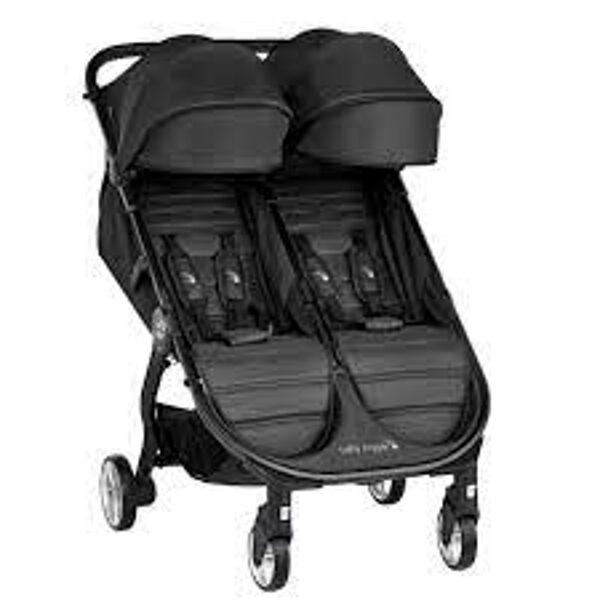 Baby Jogger Citi tour 2 Double, dvīņu pastaigu rati